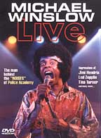 Michael Winslow Live