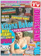 Catfight Girl: Kitana Baker - Uncensored!
