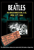 Beatles - Washington D.C. Feb 11th, 1964
