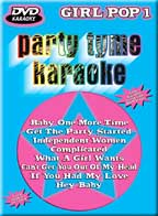 Party Tyme Karaoke - Girl Pop 1