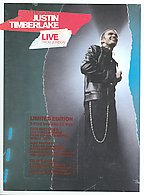 Justin Timberlake - Live From London