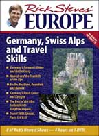 Rick Steves' Europe: Germany, Swiss Alps, and Travel Skills