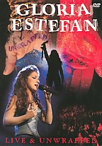 Gloria Estefan - Live & Unwrapped