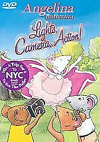 Angelina Ballerina - Lights, Camera, Action!