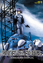 Ghost In The Shell: Stand Alone Complex - Vol. 1