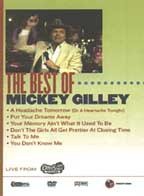 Mickey Gilley - Best Of