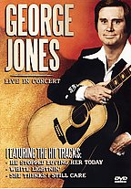 George Jones - Live in Concert
