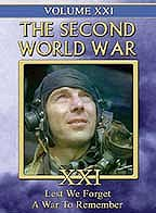 Second World War - Vol. 21: Lest We Forget/A War to Remember