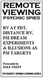 RV Psychic Spies - RV At FDT, Distance RV, Psi Dream Experiments ...