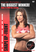 Jillian Michaels - Shape Up: Front