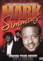 Mark Simmons - Live Comedy from the Laff House