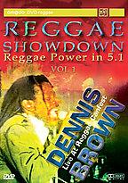 Reggae Showdown - Dennis Brown Live at Reggae Canfest