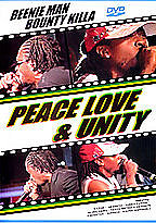 Peace Love & Unity
