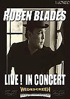 Ruben Blades - Live in Concert