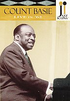 Jazz Icons - Count Basie: Live in '62