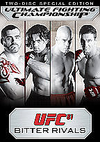 UFC: 61  Bitter Rivals