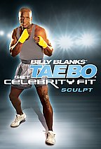 Billy Blanks Tae Bo Get Celebrity Fit - Sculpt