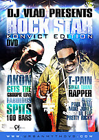 DJ Vlad Presents: Rock Star Konvict - Houston Edition