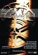 Music by Gabriel Yared