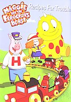 Maggie and the Ferocious Beast Recipes for Trouble