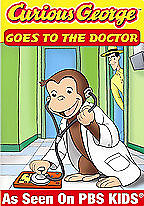Curious George Goes to the Doctor and Lends a Helping Hand