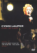 Cyndi Lauper - Live...At Last