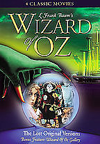 Frank L. Baum's Wizard of Oz - 4 Classic Movies