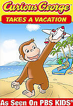 Curious George: Takes a Vacation and Discovers New Things