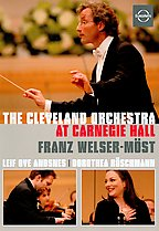 Cleveland Orchestra at Carnegie Hall