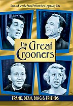 Great Crooners Sing: Frank, Dean & Bing