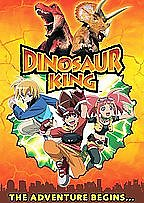 Dinosaur King - The Adventure Begins