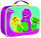 Barney Lunchbox Gift Set