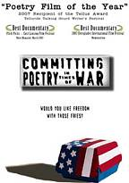 Committing Poetry in Times of War