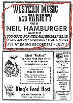 Neil Hamburger: Western Music and Variety
