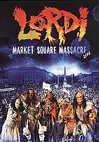Lordi: Market Square Massacre