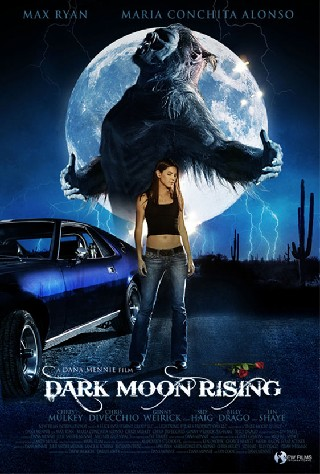 Dark Moon Rising (Wolf Moon)