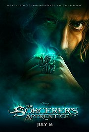 The Sorcerer&#039;s Apprentice Poster