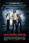 MacGruber poster & wallpaper