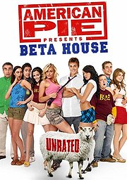 American Pie Presents: Beta House film poster