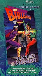 Bibleman Show: The Six Lies of the Fibbler