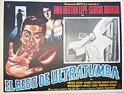 El Beso de ultratumba (The Kiss from Beyond the Grave)