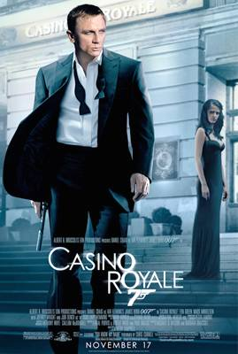 Poster del film 007 Casino Royale