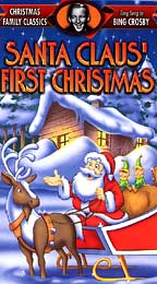 Santa Claus' First Christmas