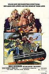 Big Bad Mama movie 1974 poster
