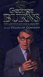 George Burns - 100 Years of Comedy