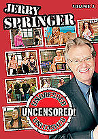 jerry springer undressed unleashed and uncensored vol 3 rotten jerry
