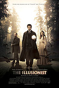 The Illusionist poster & wallpaper