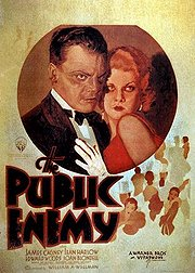The Public Enemy Poster