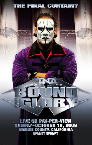 TNA Wrestling: Bound for Glory 2009