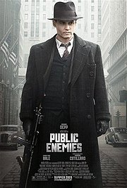 Public Enemies Poster